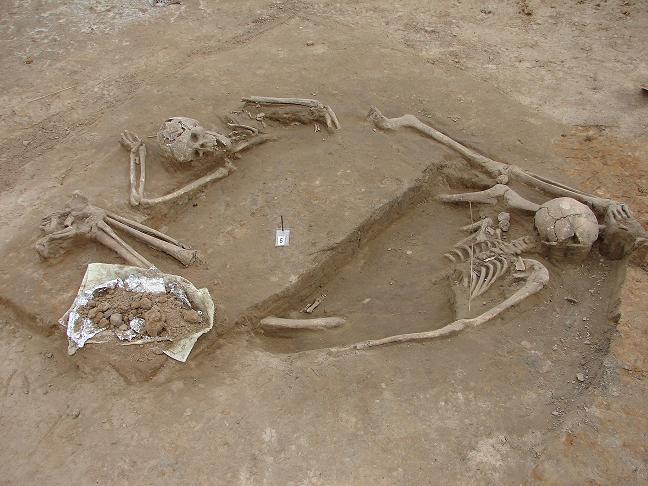 Prace archeologiczne na Reducie Ordona w Warszawie