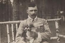 2. Płk Bolesław Roja, 1916 r.