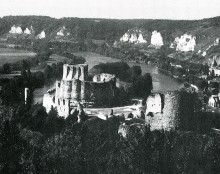 il.1. - Zamek Gaillard