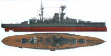 HMS Royal Oak 1939 rok