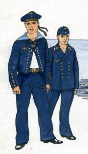 il.3 Marynarze Kriegsmarine - Andrzej Klein 1989 (zbiory autora rekomendacji)