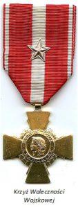 Krzyż Waleczności Wojskowej