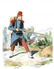 K.Cz. Legia Cudzoziemska (1832)