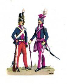 K.Cz. Karol Linder- Pocztowy i Rotmistrz Kawalerii Narodowej 1790 -1794