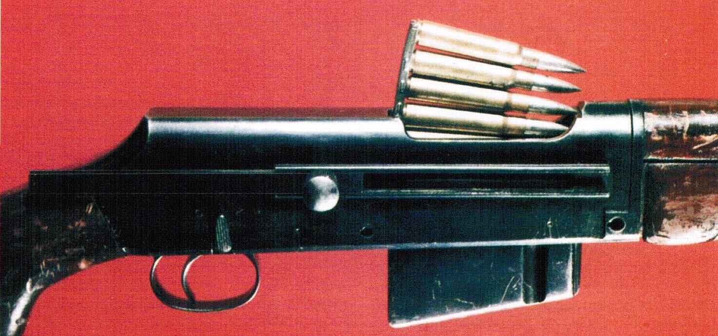 karabin smp. wz. 38