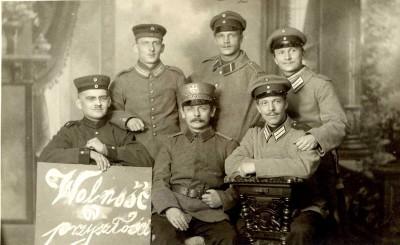 K.Cz. Obcy mundur 2