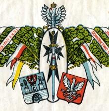 K.Cz. Odznaka pamiątkowa Wojsk Wielkopolskich 3