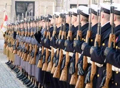 Batalion Reprezentacyjny Wojska Polskiego – jesień 2014