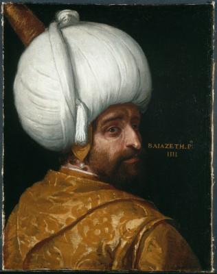Paolo Veronese (School), Sultan Bajezyd I © Collection Bayerische Staatsgemäldesammlungen, München
