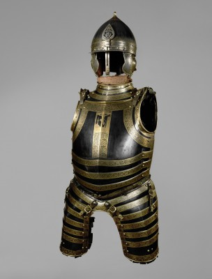 Zbroja królewska Stefana Batorego, Kunsthistorisches Museum w Wiedniu