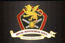 il.10 Bandera Royal Manticoran Navy za Jane's Rocznik 1905 P.D. , Poznań 2008