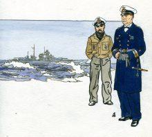 il.5 Marynarze Kriegsmarine - Andrzej Klein 1989 (zbiory autora rekomnedacji)
