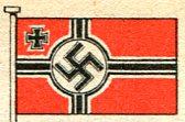 il.9 Bandera Kriegsmarine za Taschen - Brockhaus zum Zeitgeschehen, Leipzig 1940